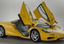 مک لارن فیس لیفت جدیدی از خودروی مک لارن650S