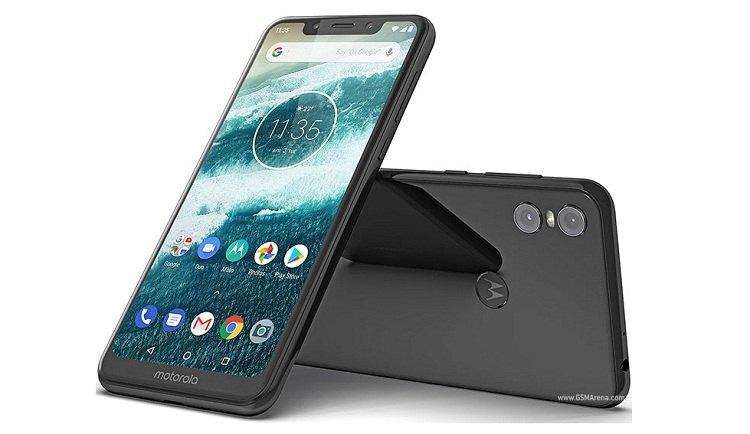 مشخصات فنی گوشی Motorola One
